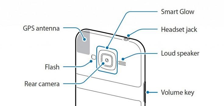 Samsung придумала технологию Smart Glow для замены оповещающих светодиодов