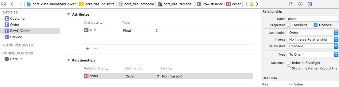 Core Data + Swift для самых маленьких: необходимый минимум (часть 1) - 9