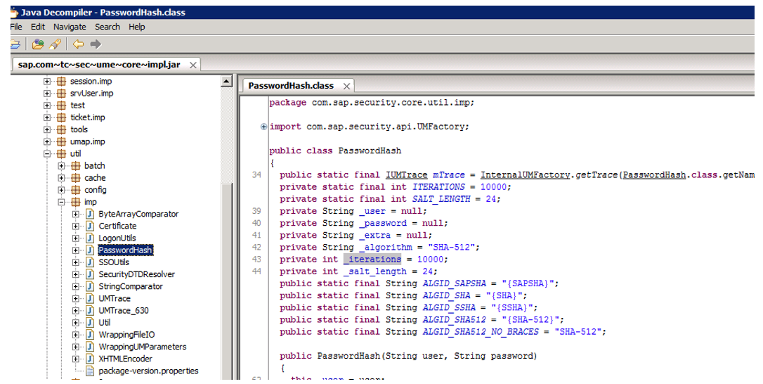 SЯP wrong эncяyptioи или как скомпрометировать всех пользователей в SAP JAVA - 32