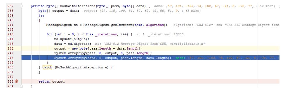 SЯP wrong эncяyptioи или как скомпрометировать всех пользователей в SAP JAVA - 35