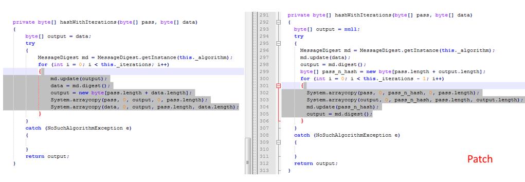 SЯP wrong эncяyptioи или как скомпрометировать всех пользователей в SAP JAVA - 37