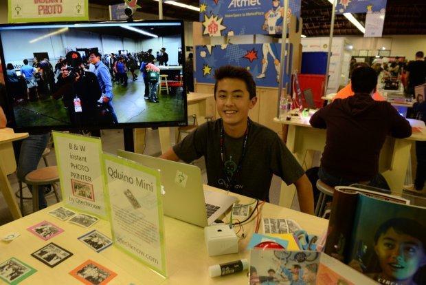 Куда идет DIY: самое интересное с фестиваля Maker Faire Bay Area 2016 - 12