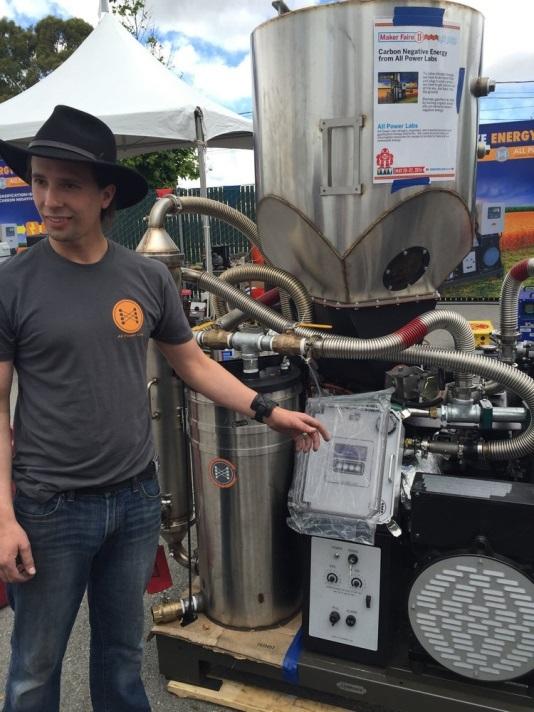 Куда идет DIY: самое интересное с фестиваля Maker Faire Bay Area 2016 - 2