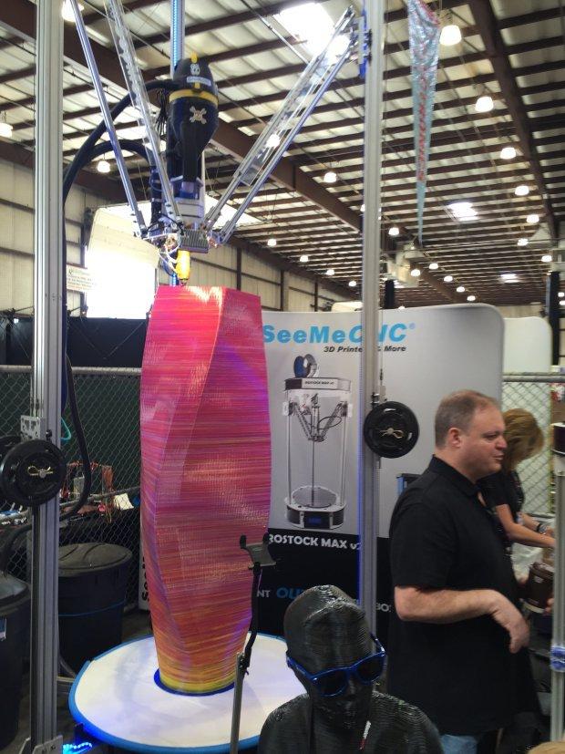 Куда идет DIY: самое интересное с фестиваля Maker Faire Bay Area 2016 - 21