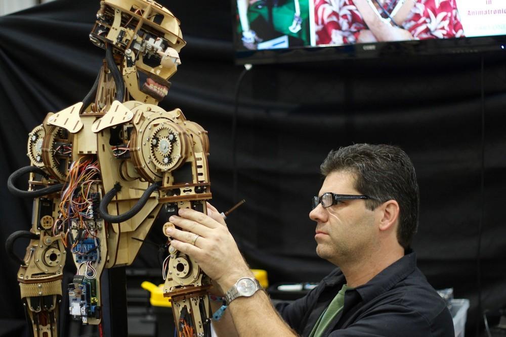 Куда идет DIY: самое интересное с фестиваля Maker Faire Bay Area 2016 - 22