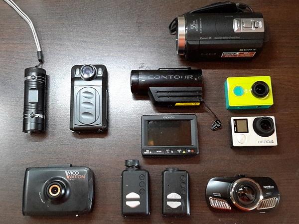 Прогресс автомобильных видеорегистраторов и сравнение их с action-камерами - 2