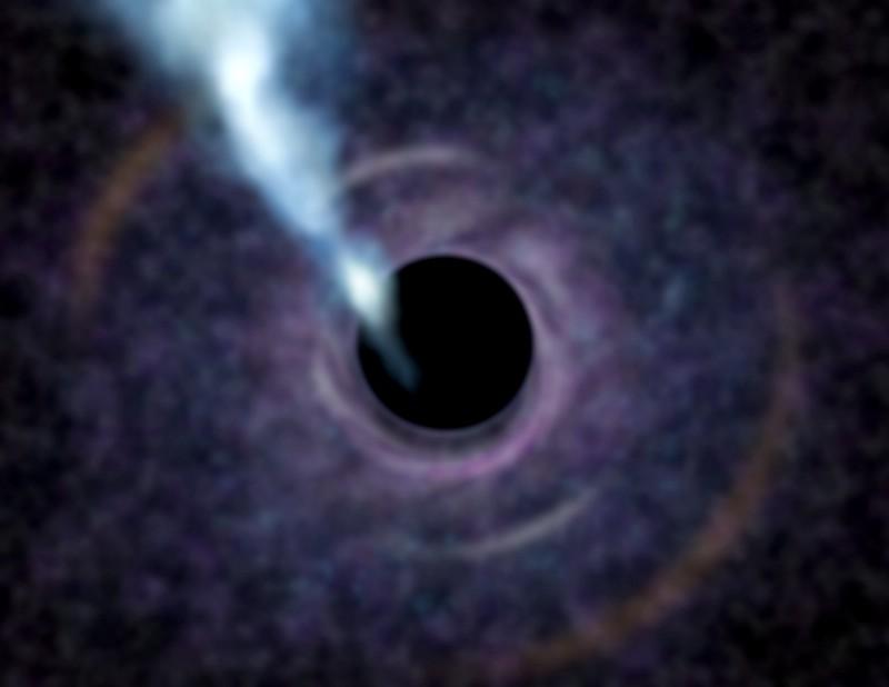 Спросите Итана №56: состоят ли чёрные дыры из тёмной материи? - 2