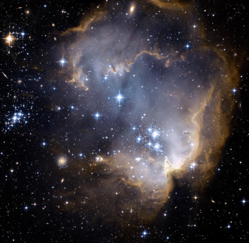 Спросите Итана №56: состоят ли чёрные дыры из тёмной материи? - 3