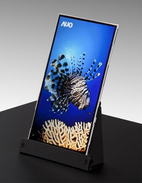 AUO считает, что китайские производители смогут стать активными игроками рынка OLED не ранее 2018 года