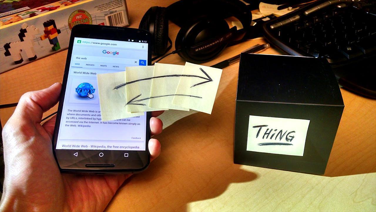 Device Lab от Google: маячки с технологией Eddystone - 3