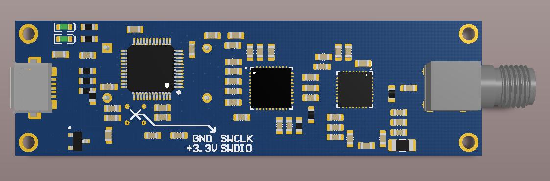 USB Генератор СВЧ - 2