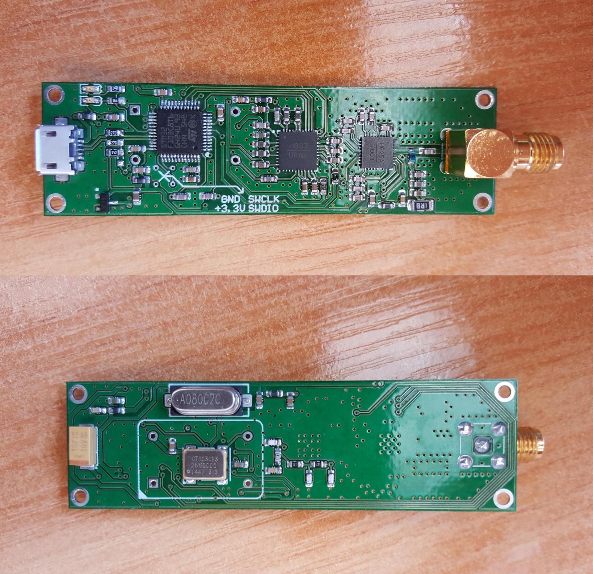 USB Генератор СВЧ - 5