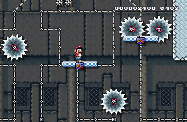 Метод Super Mario World: серии препятствий - 7