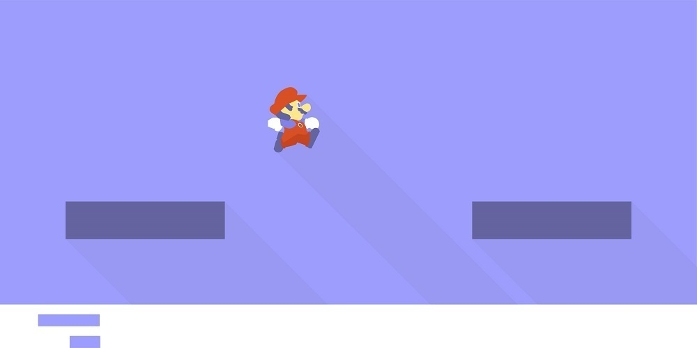 Метод Super Mario World: серии препятствий - 1