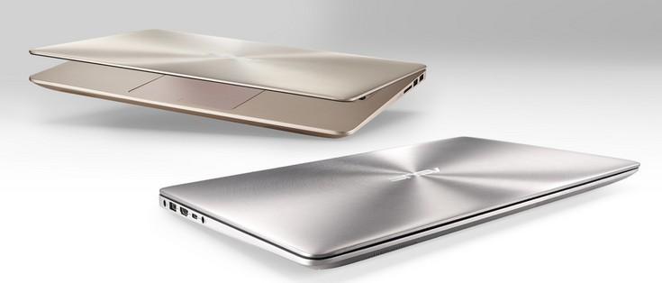 Ноутбук Asus ZenBook UX310UQ оснащён процессором Intel Skylake-U