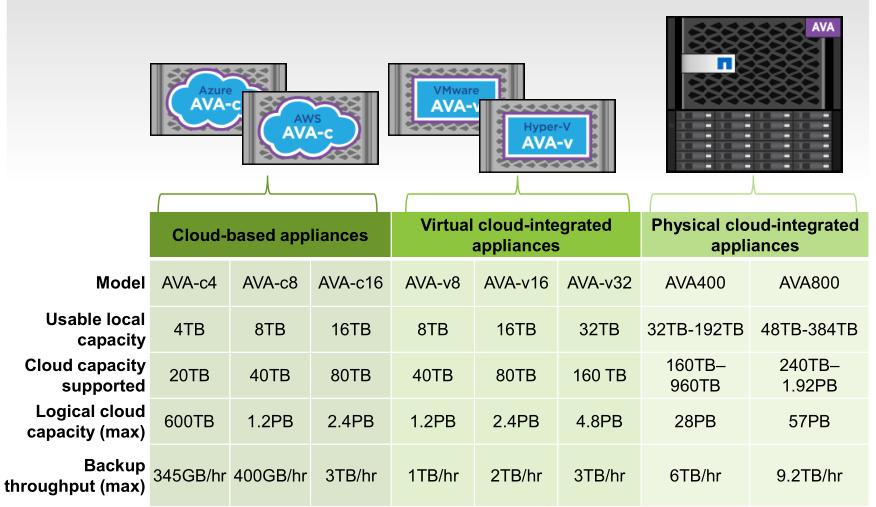 Системы хранения данных NetApp AltaVault - 5