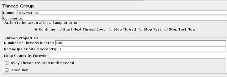 Опыт автоматизации тестирования серверного REST API с помощью Jmeter - 5