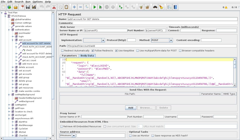 Опыт автоматизации тестирования серверного REST API с помощью Jmeter - 1