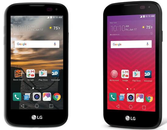 Смартфон LG K3 получил 1 ГБ ОЗУ