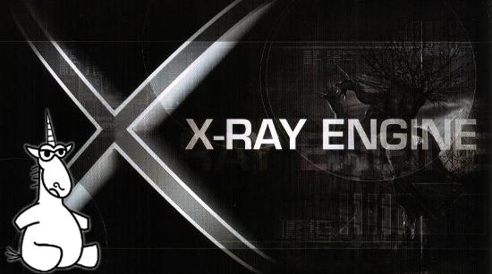 Ищем аномалии в X-Ray Engine - 1