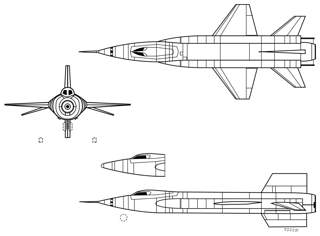 НАСА анонсировало электрический самолёт X-57 Maxwell - 5