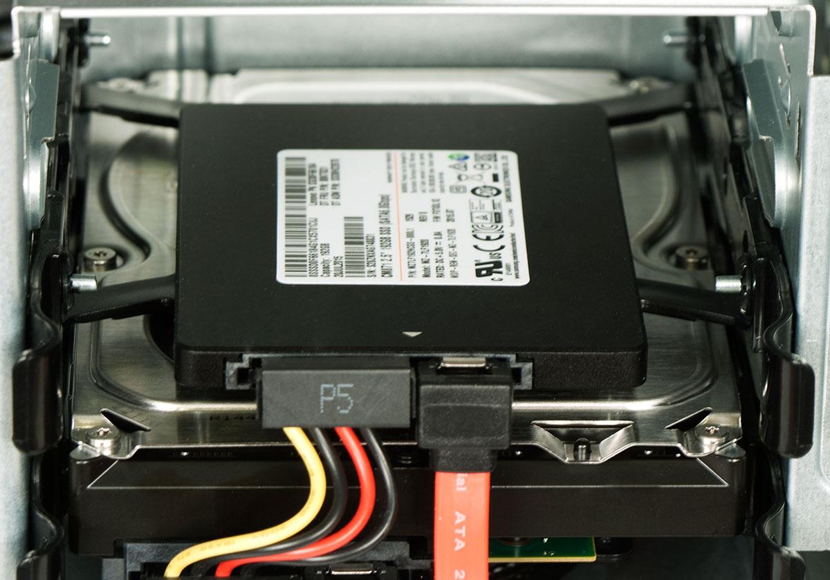 Обзор Lenovo Ideacentre Y900 - 22