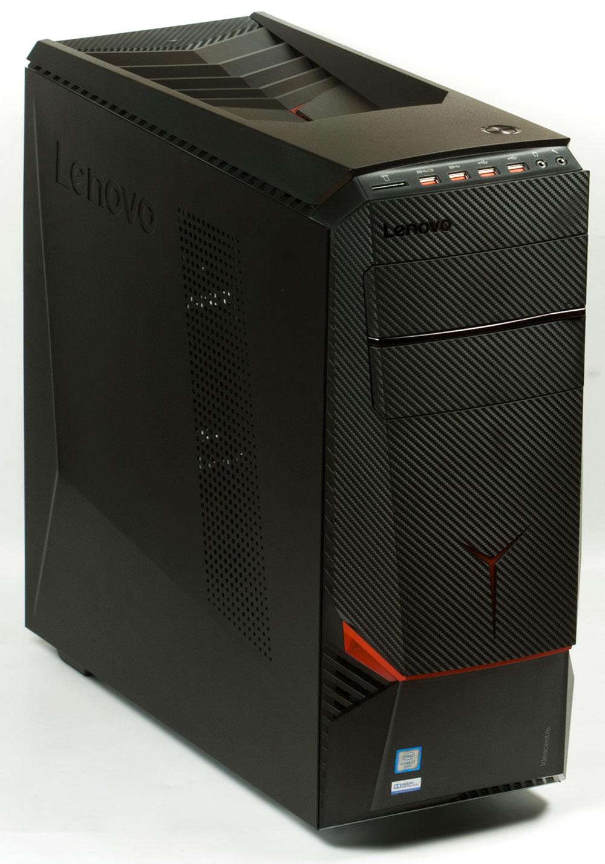 Обзор Lenovo Ideacentre Y900 - 3