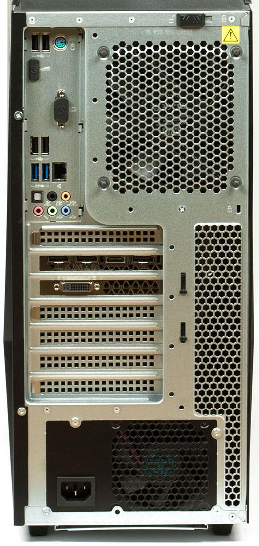 Обзор Lenovo Ideacentre Y900 - 8