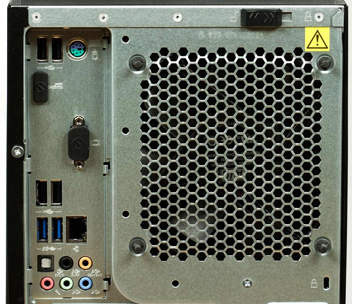 Обзор Lenovo Ideacentre Y900 - 9