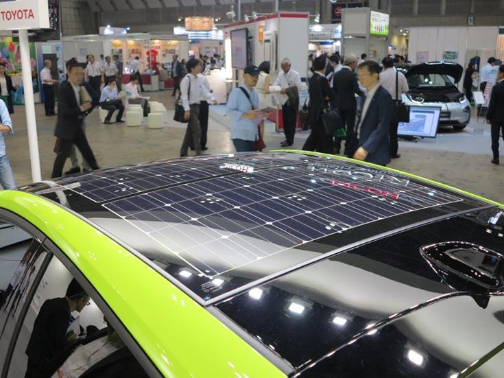 Электричества, вырабатываемого системой за один солнечный день, достаточно, чтобы проехать 5 км
