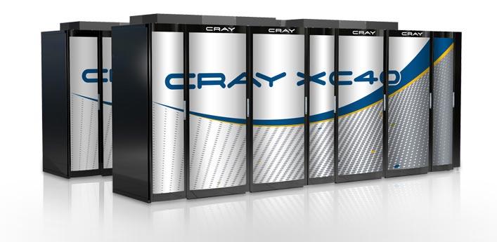 Система хранения Cray Sonexion 3000 предложена в вариантах, оптимизированных по объему и производительности