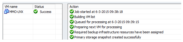 NetApp ONTAP c Veeam Backup & Replication - 2