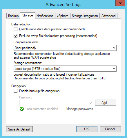 NetApp ONTAP c Veeam Backup & Replication - 5