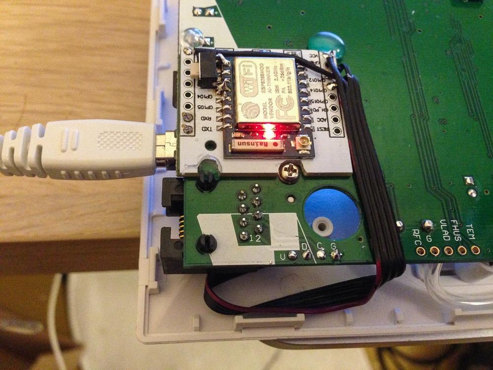 Добавляем WiFi к монитору качества воздуха: измеритель CO2 для умного дома - 12