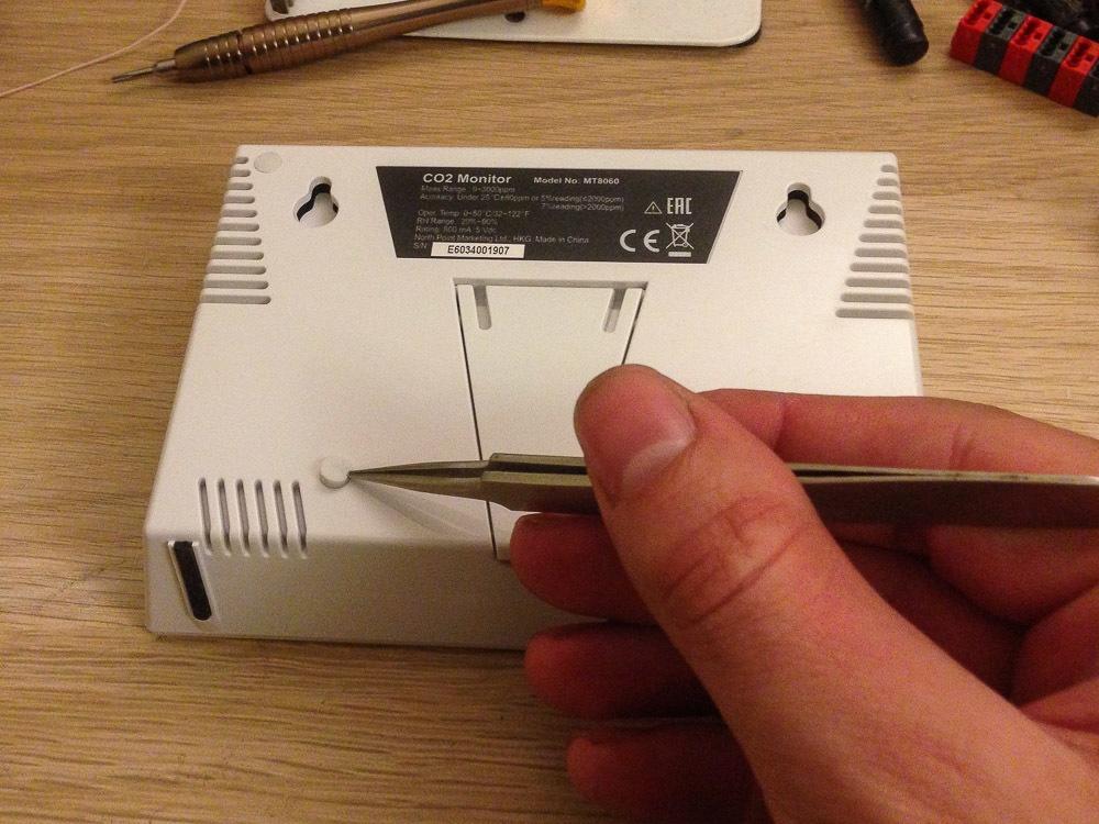 Добавляем WiFi к монитору качества воздуха: измеритель CO2 для умного дома - 3