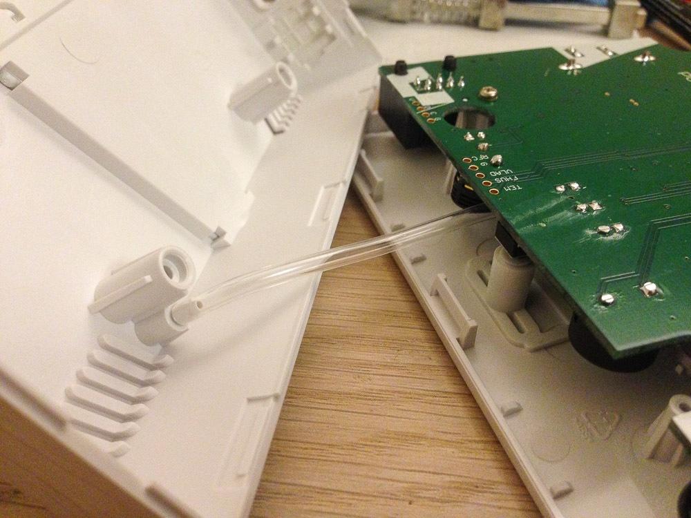 Добавляем WiFi к монитору качества воздуха: измеритель CO2 для умного дома - 5