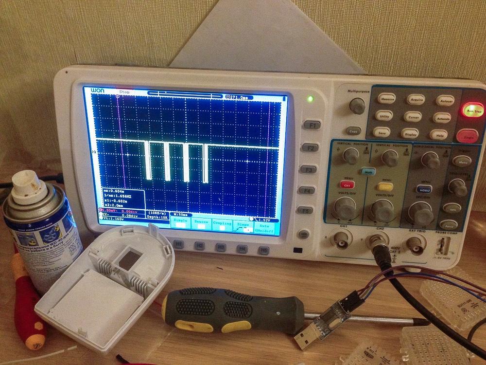Добавляем WiFi к монитору качества воздуха: измеритель CO2 для умного дома - 7