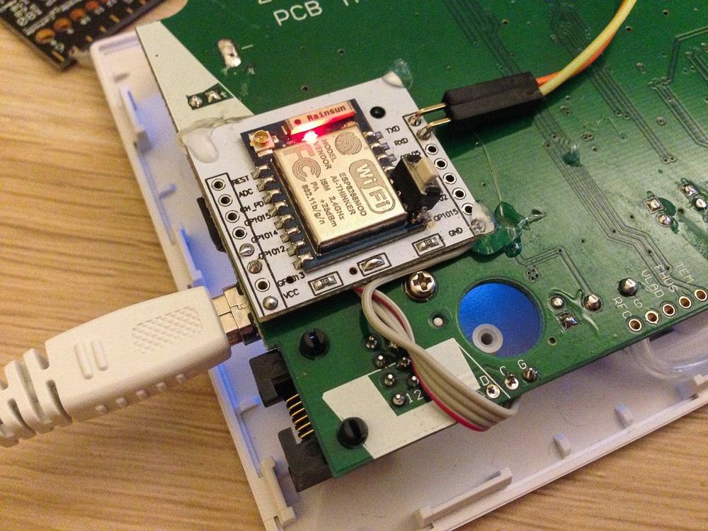 Добавляем WiFi к монитору качества воздуха: измеритель CO2 для умного дома - 9