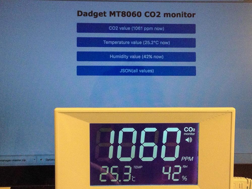 Добавляем WiFi к монитору качества воздуха: измеритель CO2 для умного дома - 1