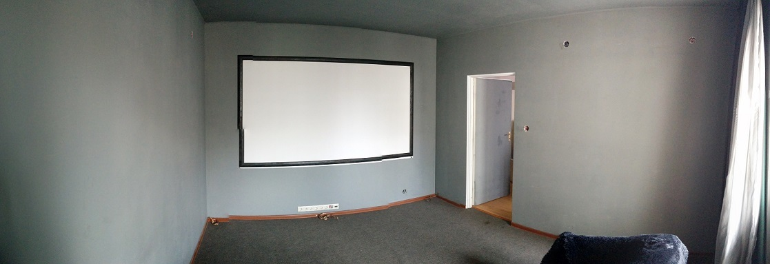 Домашний кинотеатр своими руками. Часть 1. Помещение и оборудование - 9