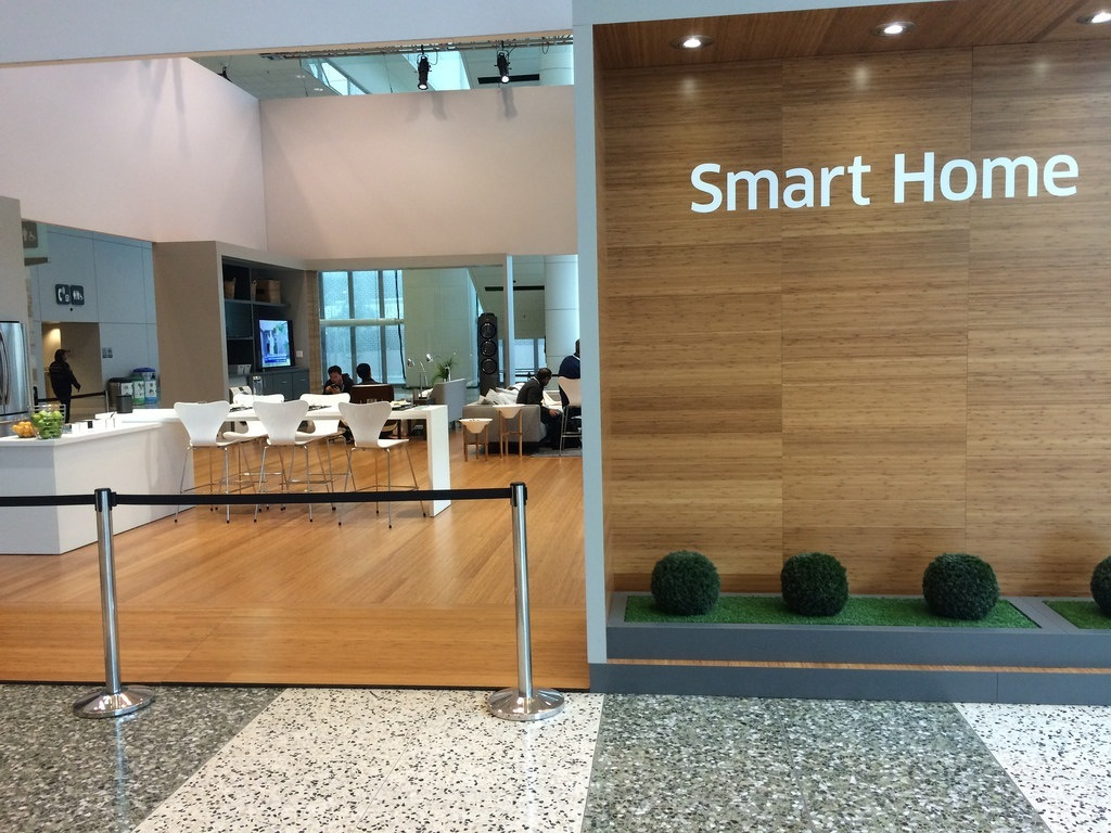 Комплексные системы управления умными домами - 1