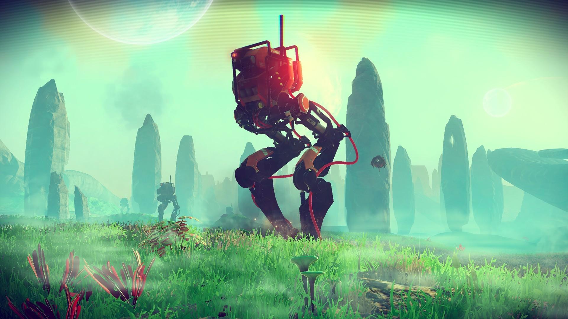 Разработчики игры No Man's Sky защитили название от компании Sky - 10