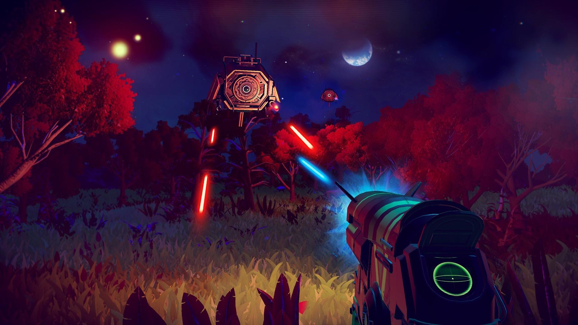 Разработчики игры No Man's Sky защитили название от компании Sky - 11