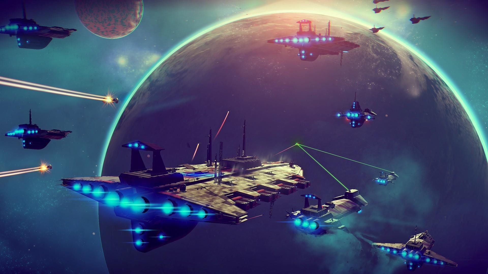 Разработчики игры No Man's Sky защитили название от компании Sky - 2