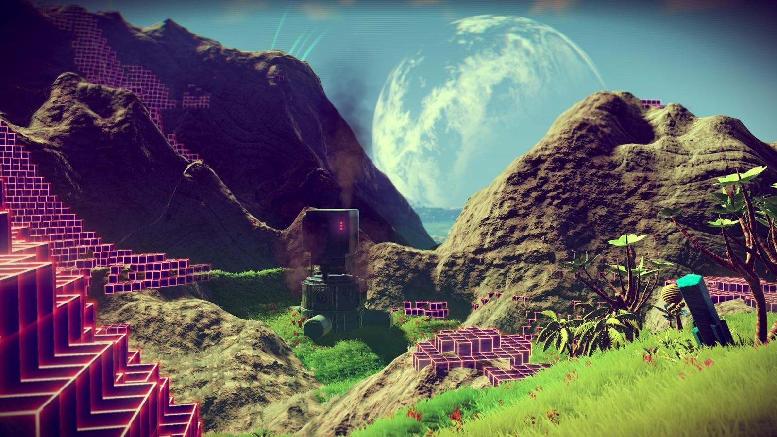 Разработчики игры No Man's Sky защитили название от компании Sky - 3