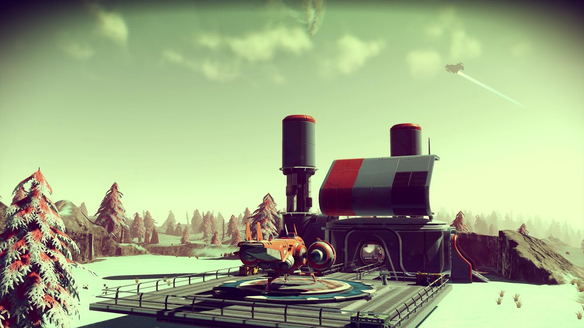 Разработчики игры No Man's Sky защитили название от компании Sky - 4