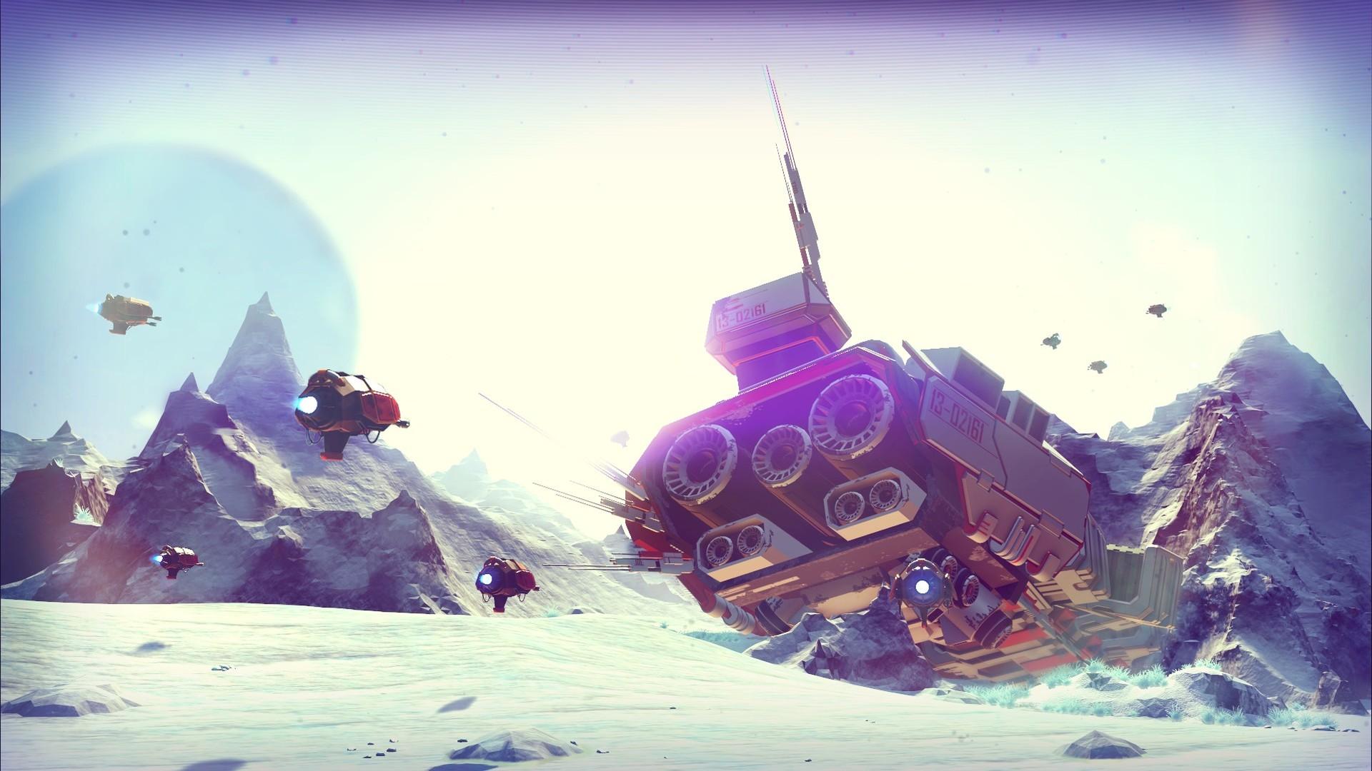 Разработчики игры No Man's Sky защитили название от компании Sky - 1