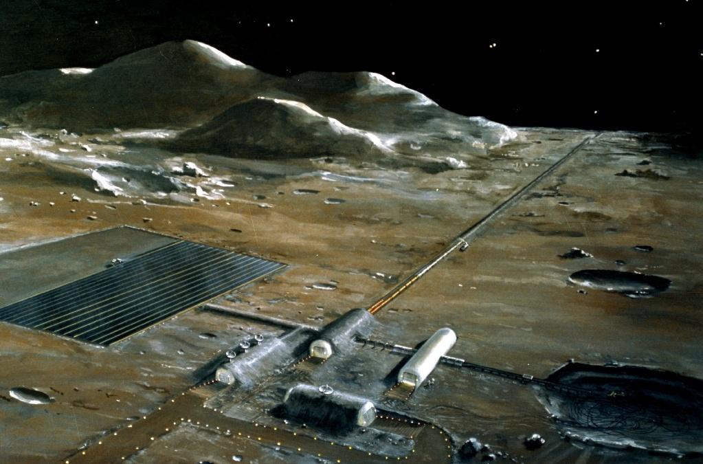Российская долговременная база на Луне вместит 12 человек - 2