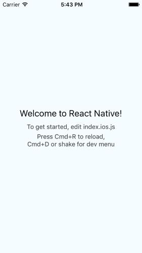 Создаем приложение на JavaScript с помощью React Native - 3