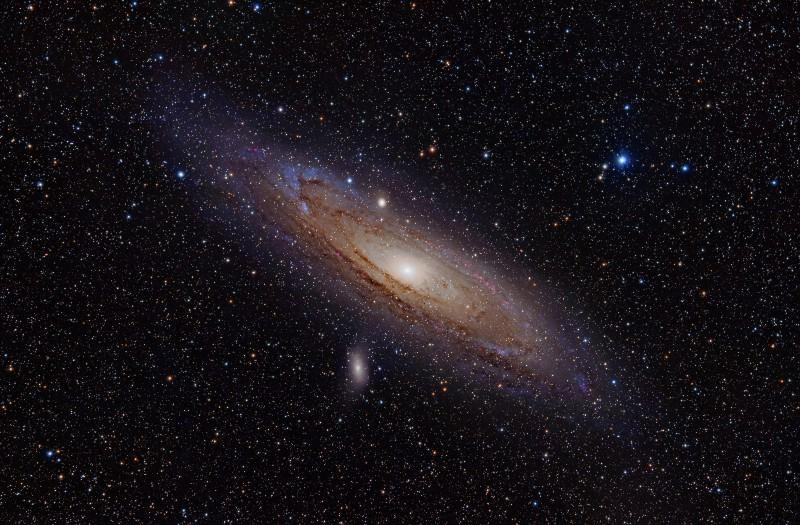 Спросите Итана №62: самая большая спиральная галактика - 2